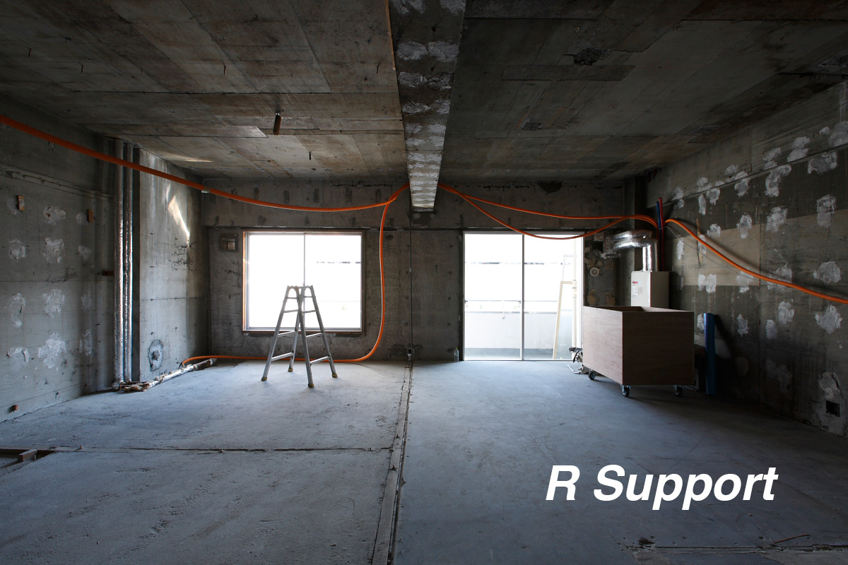 R support